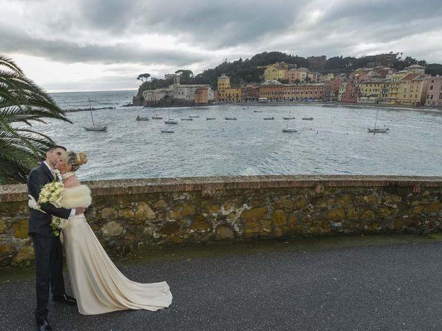 Il matrimonio di Tommaso e Rossana a Sestri Levante, Genova 31