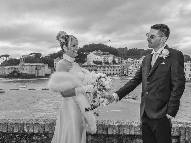 Il matrimonio di Tommaso e Rossana a Sestri Levante, Genova 33