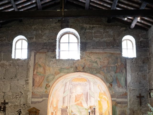 Il matrimonio di Emmanuele e Cristina a Bracciano, Roma 4