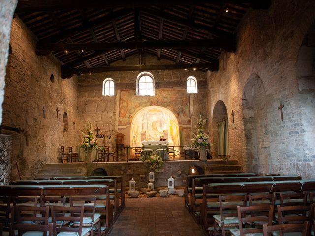 Il matrimonio di Emmanuele e Cristina a Bracciano, Roma 2