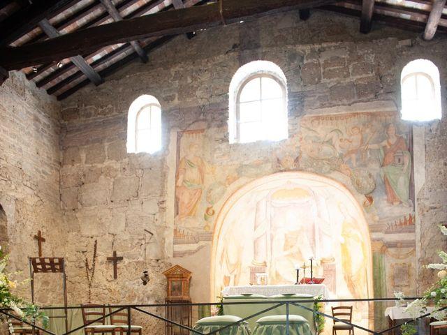 Il matrimonio di Emmanuele e Cristina a Bracciano, Roma 5