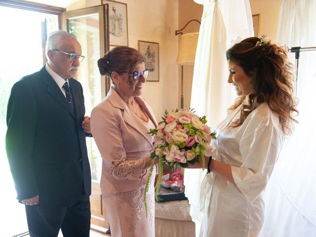 Il matrimonio di Emmanuele e Cristina a Bracciano, Roma 13