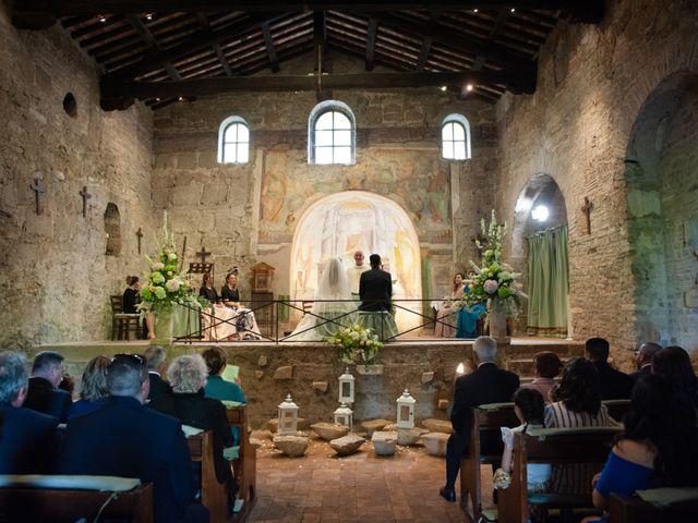 Il matrimonio di Emmanuele e Cristina a Bracciano, Roma 25
