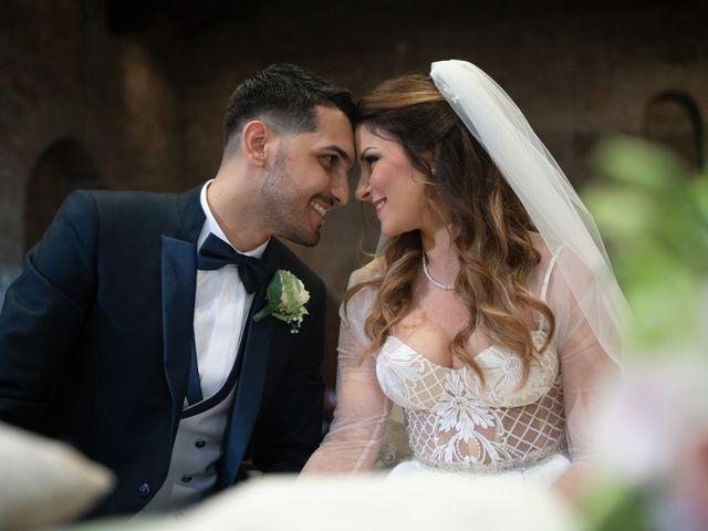 Il matrimonio di Emmanuele e Cristina a Bracciano, Roma 27