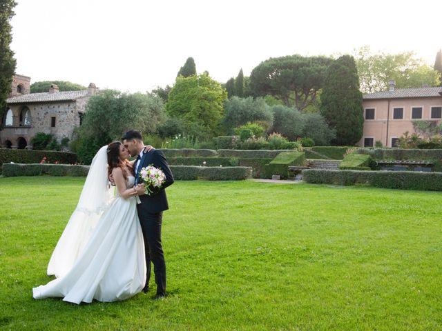 Il matrimonio di Emmanuele e Cristina a Bracciano, Roma 30