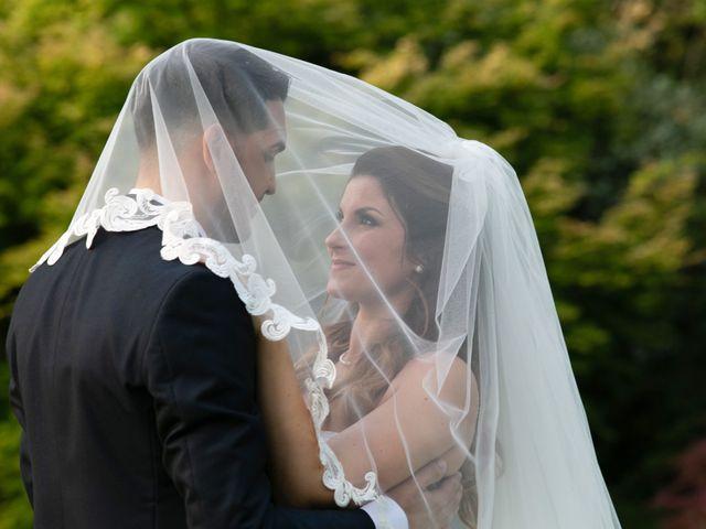 Il matrimonio di Emmanuele e Cristina a Bracciano, Roma 32