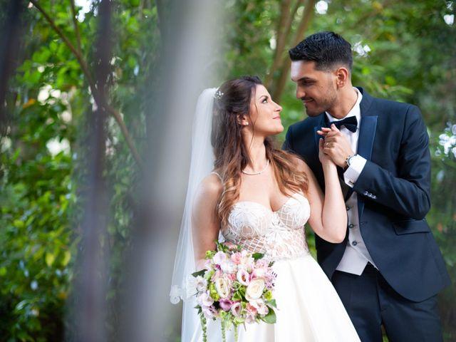 Il matrimonio di Emmanuele e Cristina a Bracciano, Roma 34