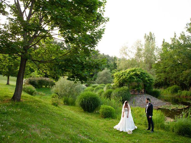 Il matrimonio di Emmanuele e Cristina a Bracciano, Roma 38