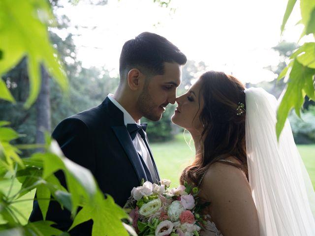 Il matrimonio di Emmanuele e Cristina a Bracciano, Roma 41