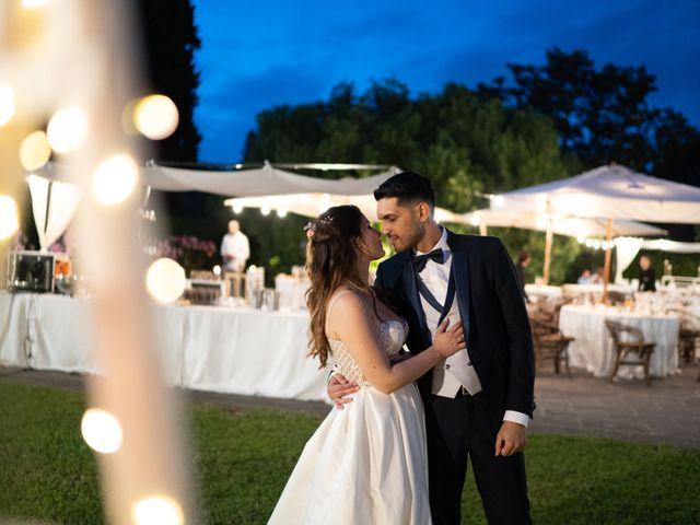 Il matrimonio di Emmanuele e Cristina a Bracciano, Roma 47