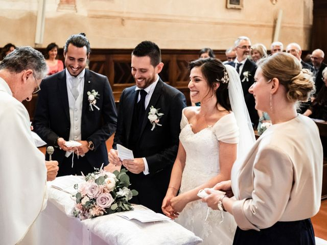 Il matrimonio di Mattia e Laura a Maserà di Padova, Padova 14