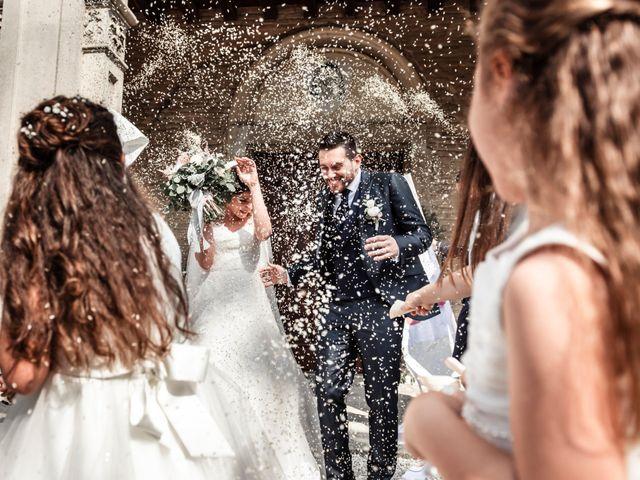 Il matrimonio di Mattia e Laura a Maserà di Padova, Padova 16