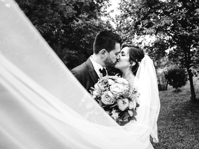 Il matrimonio di Mattia e Laura a Maserà di Padova, Padova 25