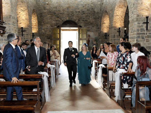Il matrimonio di Carlotta e Lorenzo a Firenze, Firenze 15