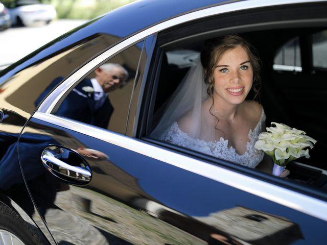 Il matrimonio di Carlotta e Lorenzo a Firenze, Firenze 16