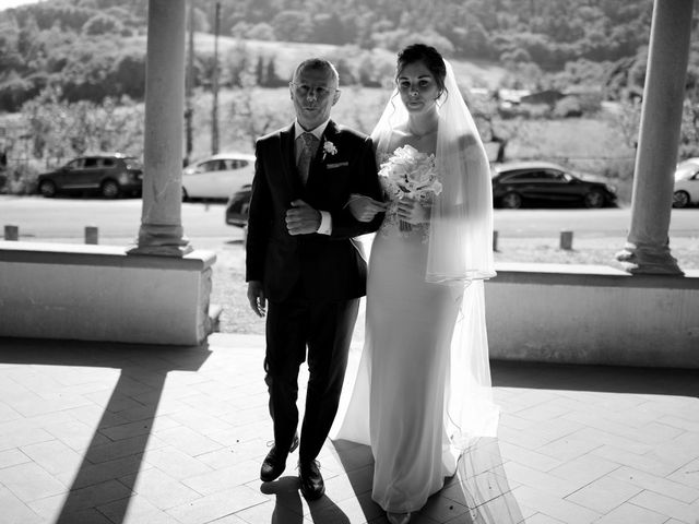 Il matrimonio di Carlotta e Lorenzo a Firenze, Firenze 17