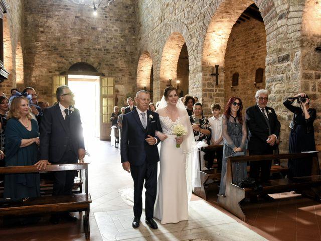 Il matrimonio di Carlotta e Lorenzo a Firenze, Firenze 18