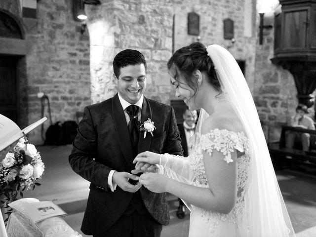 Il matrimonio di Carlotta e Lorenzo a Firenze, Firenze 20