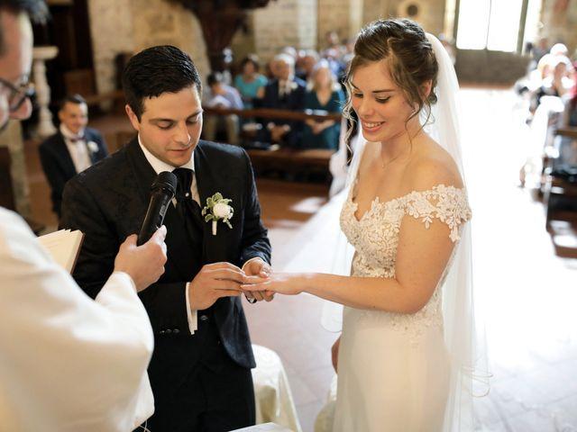 Il matrimonio di Carlotta e Lorenzo a Firenze, Firenze 21