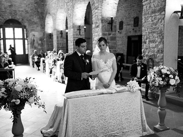Il matrimonio di Carlotta e Lorenzo a Firenze, Firenze 22
