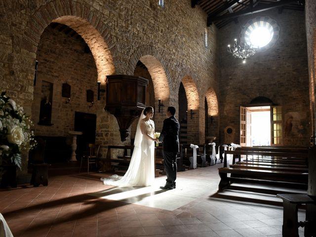 Il matrimonio di Carlotta e Lorenzo a Firenze, Firenze 1