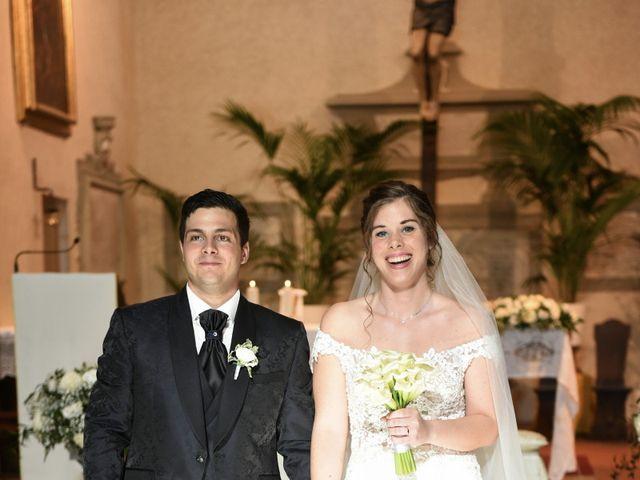 Il matrimonio di Carlotta e Lorenzo a Firenze, Firenze 26