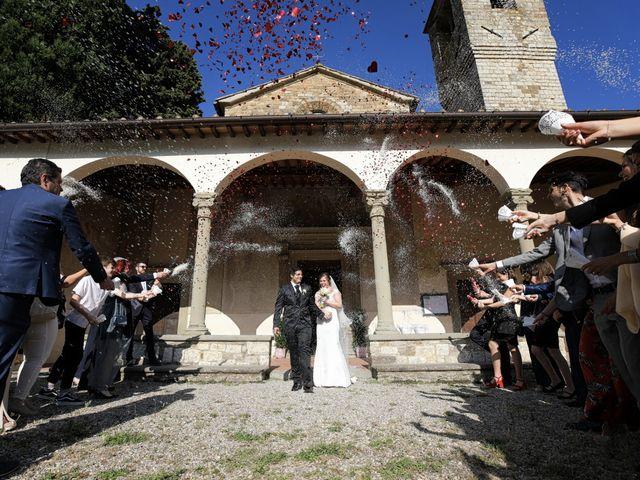 Il matrimonio di Carlotta e Lorenzo a Firenze, Firenze 28