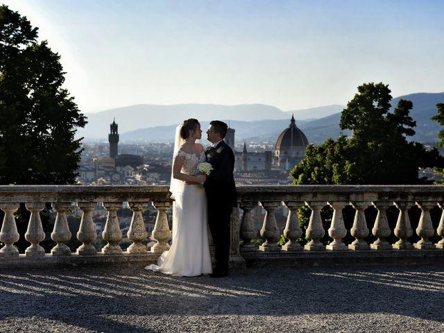 Le nozze di Lorenzo e Carlotta