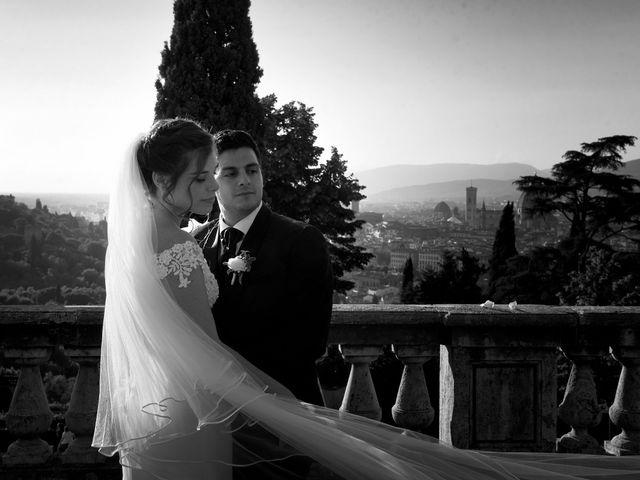 Il matrimonio di Carlotta e Lorenzo a Firenze, Firenze 33