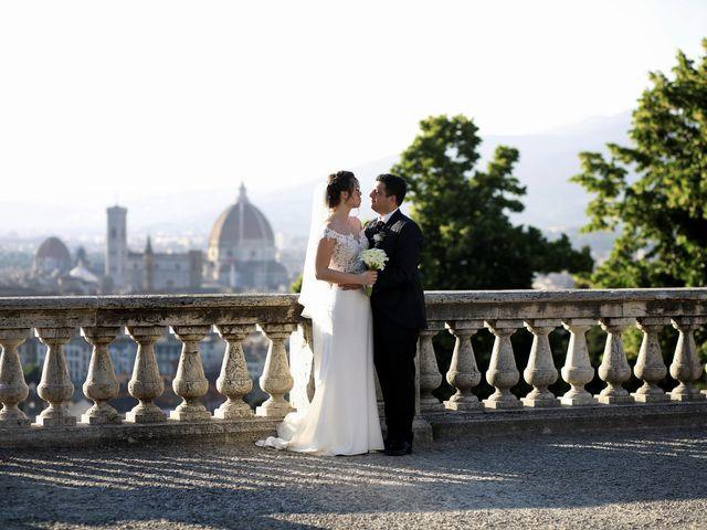 Il matrimonio di Carlotta e Lorenzo a Firenze, Firenze 35