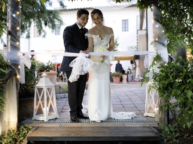 Il matrimonio di Carlotta e Lorenzo a Firenze, Firenze 44