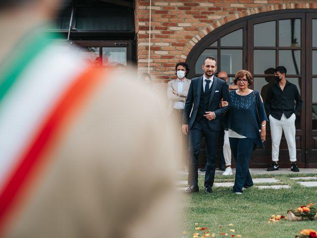 Il matrimonio di Andrea e Mariangela a Torino, Torino 23