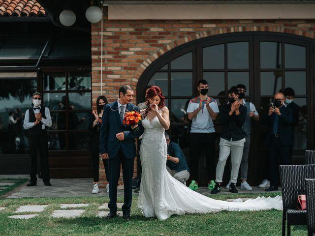 Il matrimonio di Andrea e Mariangela a Torino, Torino 28