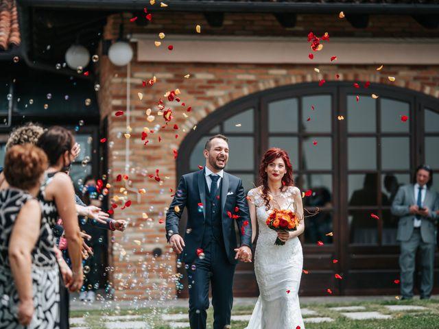 Il matrimonio di Andrea e Mariangela a Torino, Torino 38