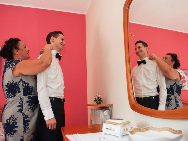 Il matrimonio di Davide e Cristina a Borgomanero, Novara 2