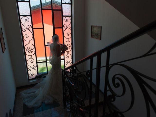 Il matrimonio di Davide e Cristina a Borgomanero, Novara 9
