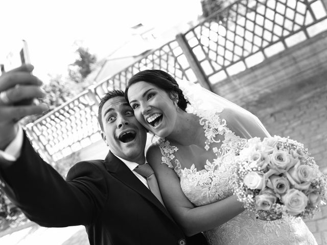 Il matrimonio di Davide e Cristina a Borgomanero, Novara 10