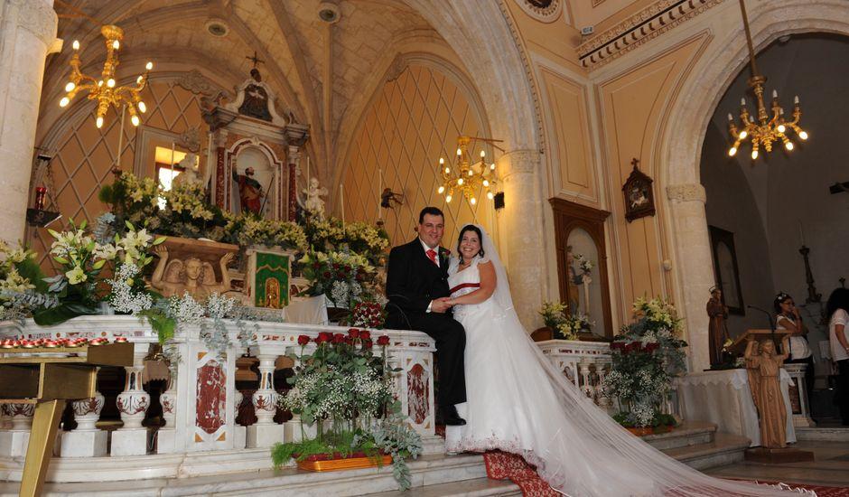 Il matrimonio di Antonio Luigi e Marzia a Monastir, Cagliari
