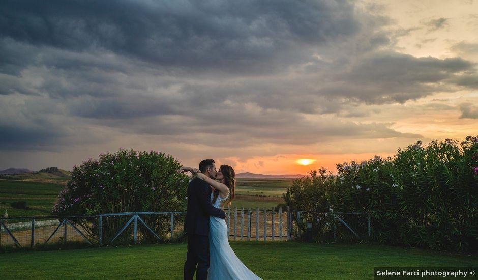 Il matrimonio di Riccardo e Diana a Dolianova, Cagliari