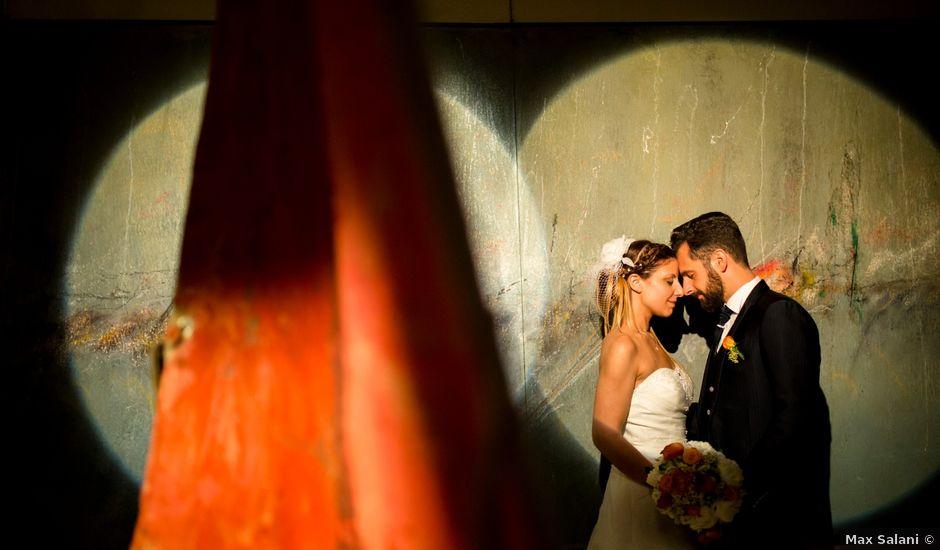 Il matrimonio di Francesco e Michela a Argenta, Ferrara