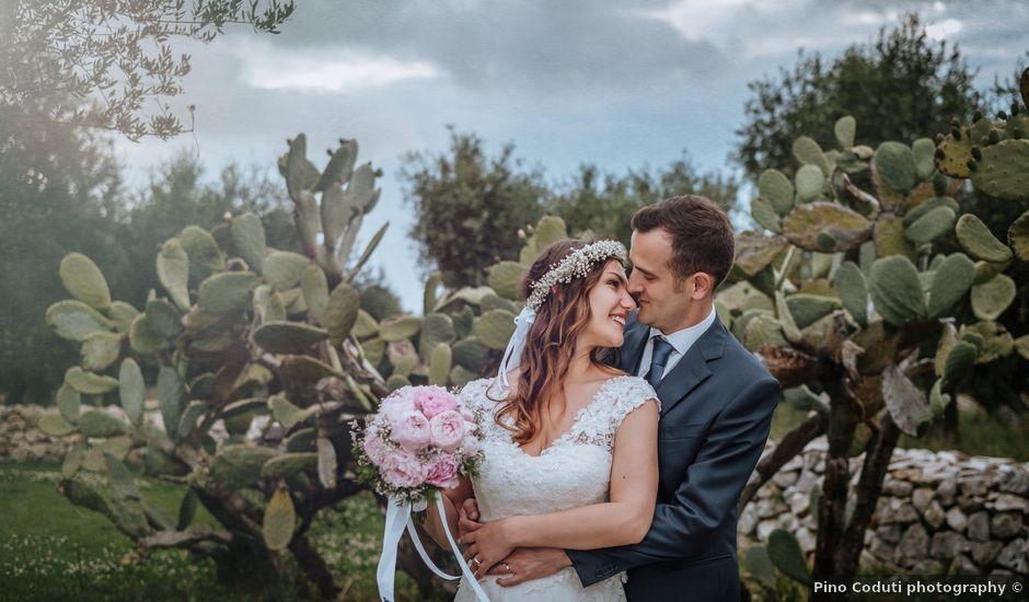 Il matrimonio di Ruben e Teresa a San Severo, Foggia
