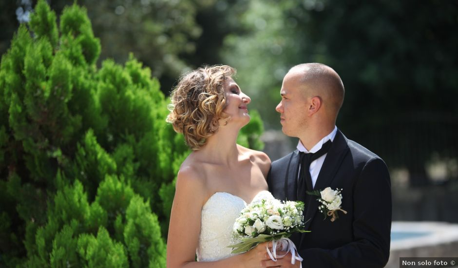 Il matrimonio di Dante e Eleonora a Lunamatrona, Cagliari