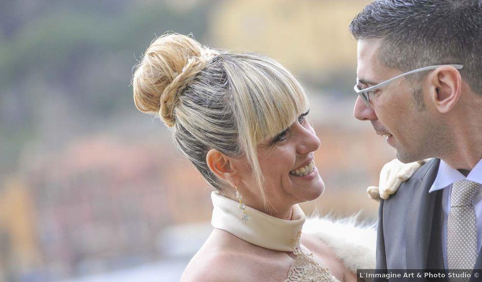 Il matrimonio di Tommaso e Rossana a Sestri Levante, Genova