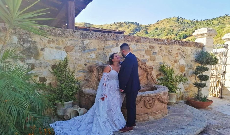 Il matrimonio di Emanuele e Ramona a Trapani, Trapani