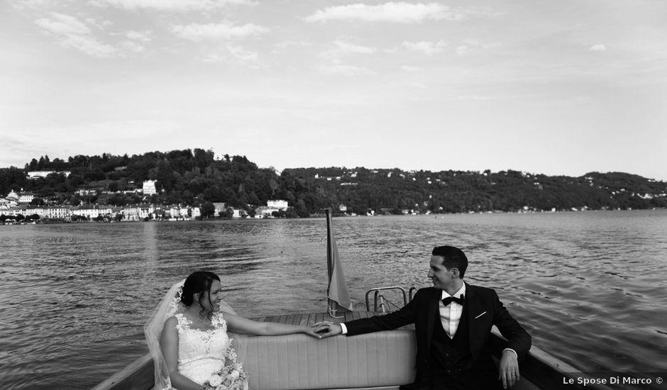Il matrimonio di Davide e Cristina a Borgomanero, Novara