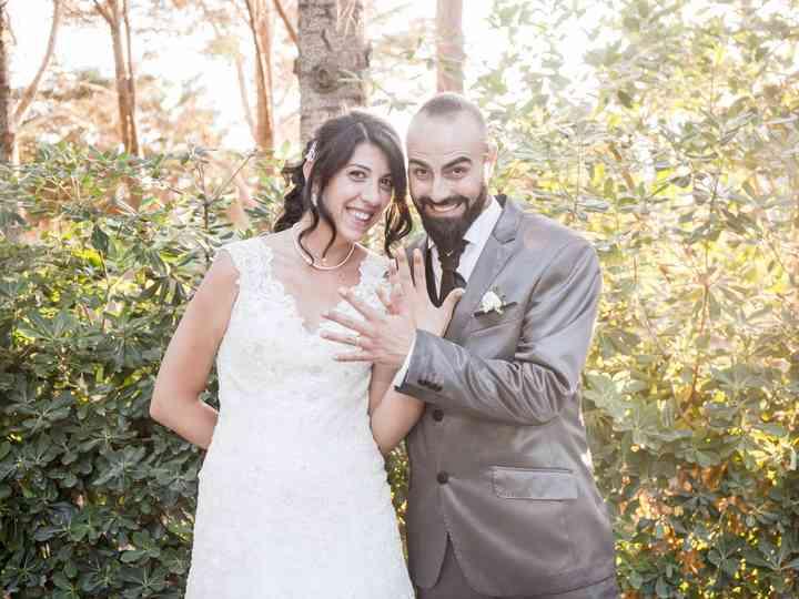 Le nozze di Nancy e Mauro