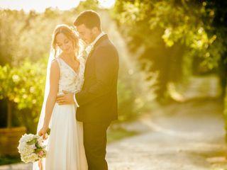Le nozze di Claudia Taccucci e Alessandro Soncin