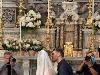 Le nozze di Miriam e Nunzio 1