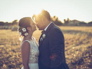 Le nozze di Simona e Kenny