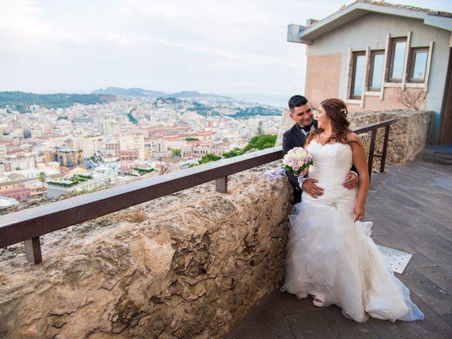 Il matrimonio di Paolo e Silvia a Cagliari, Cagliari 45